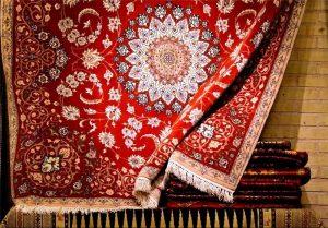 ایجاد پاویون صادرات فرش ایران در چین