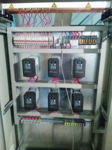 ترخیص مواد اولیه کارخانجات تولید برق و الکترونیک