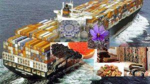 صادرات کالا از مرز شلمچه به عراق