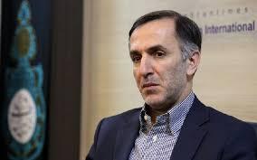 حمید زادبوم معاون وزیر صمت