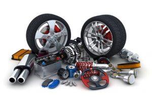 قطعات یدکی خودرو