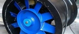 Industrial-ventilator